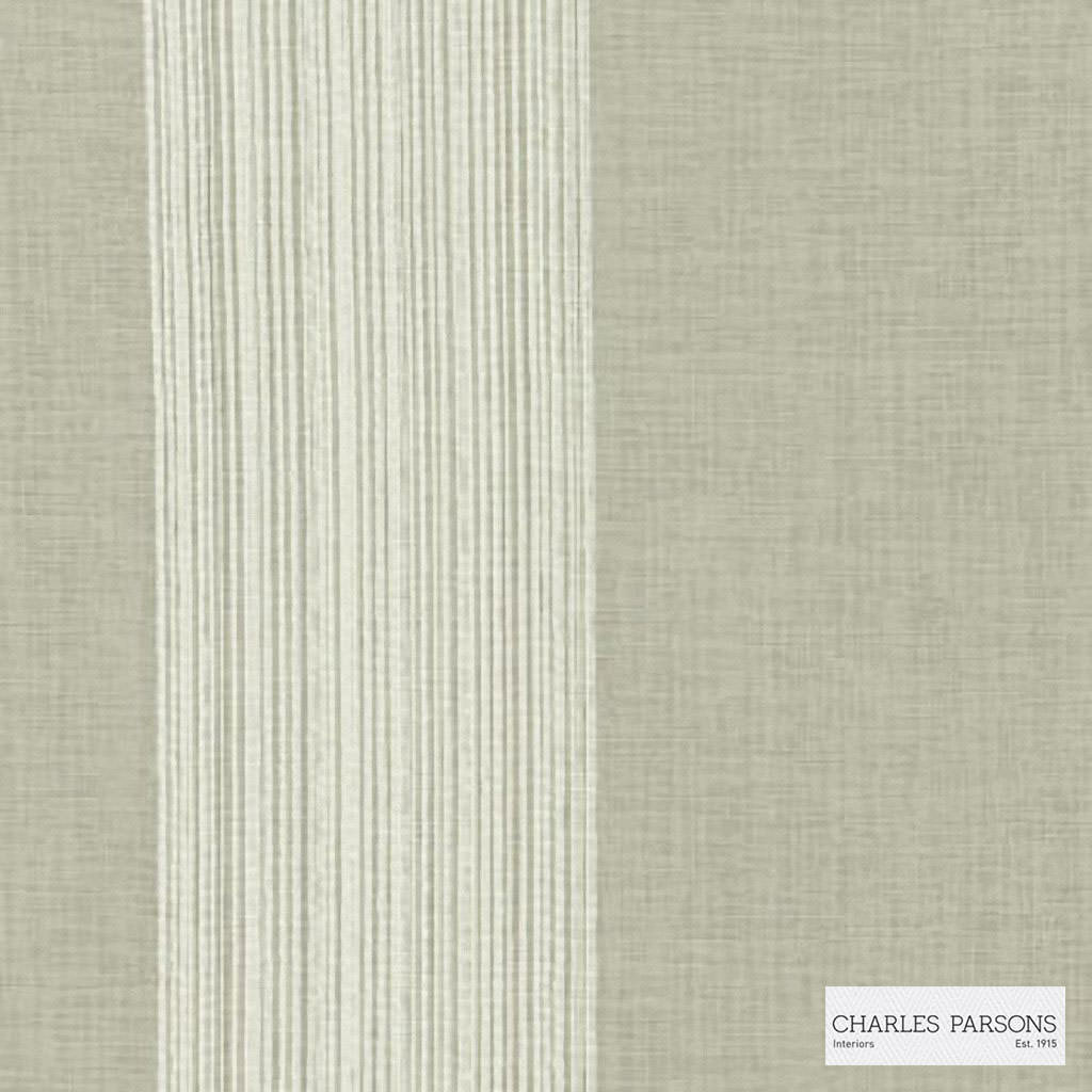 Charles Parsons Interiors - Madeleine Sheer Angora  | Curtain Sheer Fabric - Stripe, Uncoated, Weave, Commercial Use