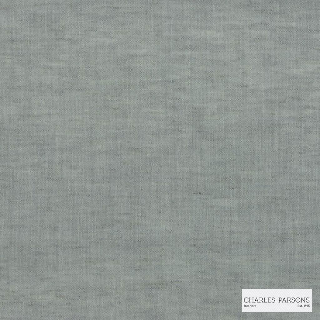 Charles Parsons Interiors - Canaria Ash | Curtain Sheer Fabric - Grey, Uncoated, Plain