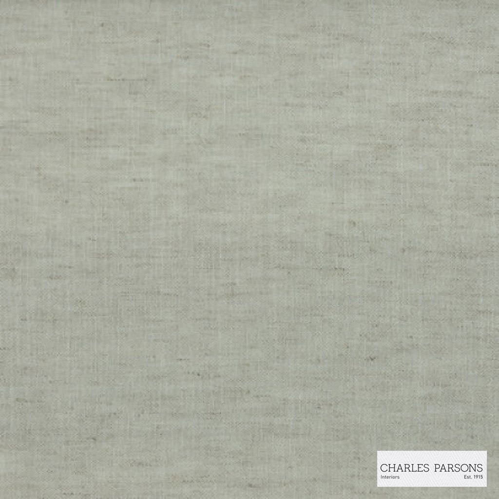 Charles Parsons Interiors - Canaria Stone  | Curtain Sheer Fabric - Grey, Plain, Uncoated, Weave, Commercial Use