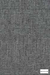 Mokum Hollywood - Zinc  | Upholstery Fabric - Fire Retardant, Grey, Plain, Black - Charcoal, Domestic Use, Standard Width