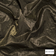 Mokum Couture - Olive  | Curtain Fabric - Brown, Wide-Width, Plain, Fibre Blend