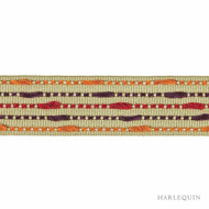 Harlequin Elini 150056  | Gimps & Braids, Curtain & Upholstery Trim - Red, Contemporary, Harlequin, Synthetic, Commercial Use, Domestic Use