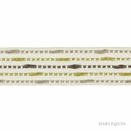 Harlequin Elini 150058  | Gimps & Braids, Curtain & Upholstery Trim - Green, Contemporary, Trimmings, Gimps & Braid