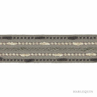 Harlequin Elini 150059  | Gimps & Braids, Curtain & Upholstery Trim - Grey, Harlequin, Synthetic, Commercial Use, Domestic Use