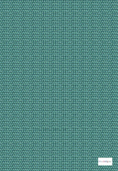 Bluebellgray Tom - Forest  | Curtain & Upholstery fabric - Blue, Green, Turquoise, Teal, Geometric, Decorative, Natural, Pattern, Small Scale