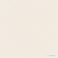 Casadeco Allover Geometric 8327 - 8327 13 21 | Curtain Fabric - Tan, Taupe, Geometric, Whites, Decorative, Natural, Triangles, Pattern, Small Scale