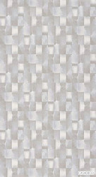 Casadeco Opale Wallpaper 8384 - 8384 12 08 | Wallpaper, Wallcovering - Grey, Geometric, Whites, Abstract, Decorative, Standard Width