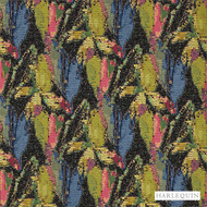 Harlequin Congo 131523  | Curtain & Upholstery fabric - Art Noveau, Craftsman, Harlequin, Midcentury, Natural Fibre, Pattern, Domestic Use, Natural, Standard Width