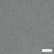 Warwick Beachcomber - Pewter  | Upholstery Fabric - Stain Repellent, Grey, Plain, Black - Charcoal, Synthetic, Commercial Use, Halo, Standard Width