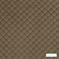 Warwick Essence - Truffle  | Upholstery Fabric - Brown, Tan, Taupe, Contemporary, Geometric, Bacteria Resistant, Insect Resistant, Stain Repellent