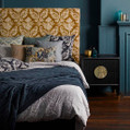 The winsome designer drapery fabrics from the Jahan design style range by Warwick
