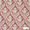 Warwick Jahan - Mulberry  | Curtain Fabric - Damask, Fibre Blends, Mediterranean, Pink, Purple, Traditional, Commercial Use, Standard Width
