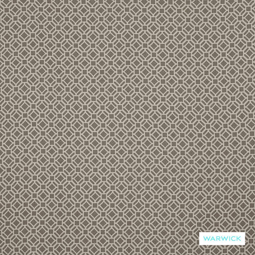 Warwick Yasawa - Sand | Curtain Fabric - Beige, Contemporary, Outdoor Use, Geometric, Bacteria Resistant, Insect Resistant, Stain Repellent, Circles