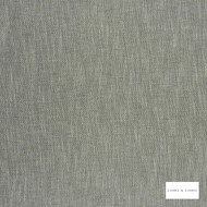 Clarke & Clarke - Chiasso Charcoal  | Curtain & Upholstery fabric - Grey, Plain, Rustic, Rust, Fibre Blend