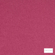 Clarke & Clarke - Highlander Fuchsia  | Curtain & Upholstery fabric - Pink, Purple, Plain