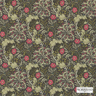 Morris and Co - Morris and Co - Seaweed 214716  | Wallpaper, Wallcovering - Art Noveau, Craftsman, Floral, Garden, Domestic Use