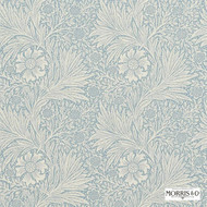 Morris and Co - Marigold 210368  | Wallpaper, Wallcovering - Grey, Art Noveau, Craftsman, Floral, Garden, Domestic Use