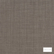 Clarke & Clarke - Linoso Ii Mink  | Curtain & Upholstery fabric - Brown, Plain, Strie, Strie