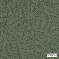 Morris and Co - Branch 210374  | Wallpaper, Wallcovering - Floral, Garden, Domestic Use