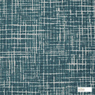 Scion Toma 131271  | Curtain & Upholstery fabric - Blue, Organic, Pattern, Synthetic, Commercial Use, Domestic Use, Standard Width
