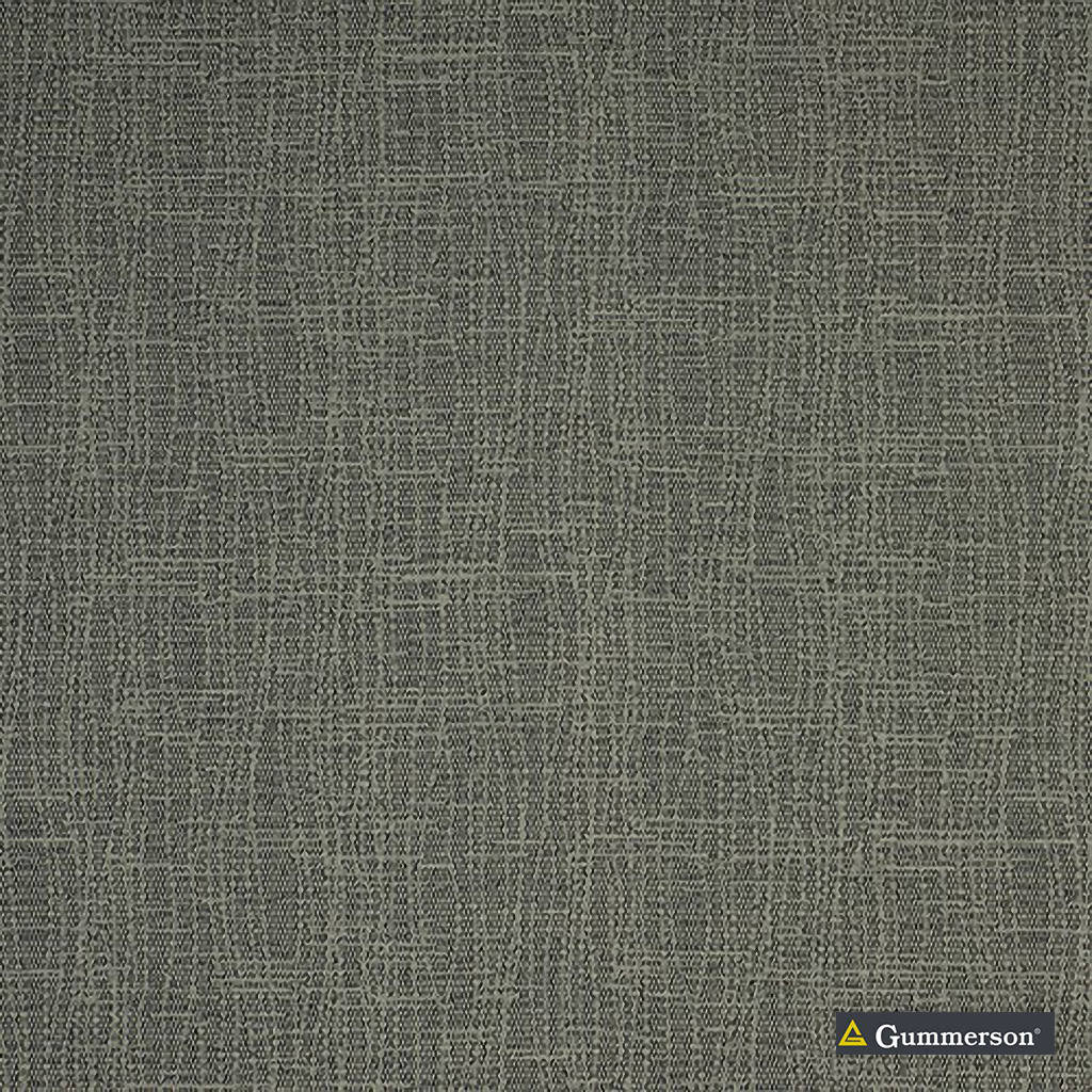 Gummerson - Torquay Charcoal Uncoated 137cm  | Curtain Fabric - Fire Retardant, Beige, Brown, Uncoated, Plain, Standard Width