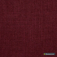 Gummerson - View Softweave Rouge Room Darkening 140cm  | Curtain Fabric - Fire Retardant, Brown, Burgundy, Uncoated, Plain, Rust, Standard Width