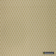 Gummerson - Hampstead Natural Uncoated 280cm  | Curtain Fabric - Gold, Yellow, Diamond, Harlequin, Wide-Width, Geometric