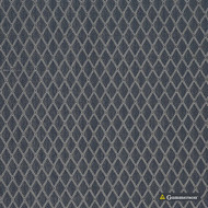 Gummerson - Hampstead Charcoal Uncoated 280cm  | Curtain & Upholstery fabric - Grey, Uncoated, Plain, Slub, Strie, Texture, Standard Width, Strie