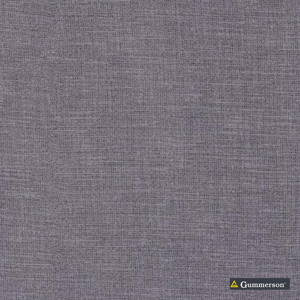 Gummerson - Homespun Smoke Softweave 148cm  | Curtain Fabric - Grey, Pink, Purple, Plain, Standard Width