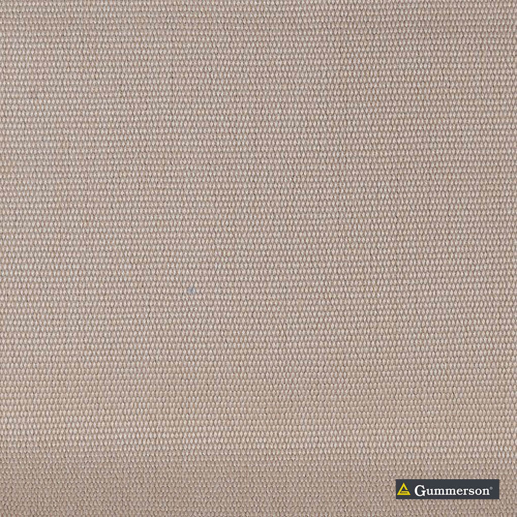 Gummerson - Plain Taupe Uncoated 140cm  | Curtain & Upholstery fabric - Beige, Uncoated, Plain, Texture, Fibre Blend, Standard Width