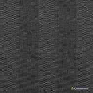 Gummerson - Link Charcoal Blockout 150cm  | Curtain & Upholstery fabric - Fire Retardant, Black, Charcoal, Brown, Stripe, Wide-Width, Plain