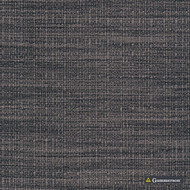Gummerson - Palm Beach Earth Softweave 290cm  | Curtain Fabric - Fire Retardant, Black, Charcoal, Brown, Stripe, Wide-Width, Plain