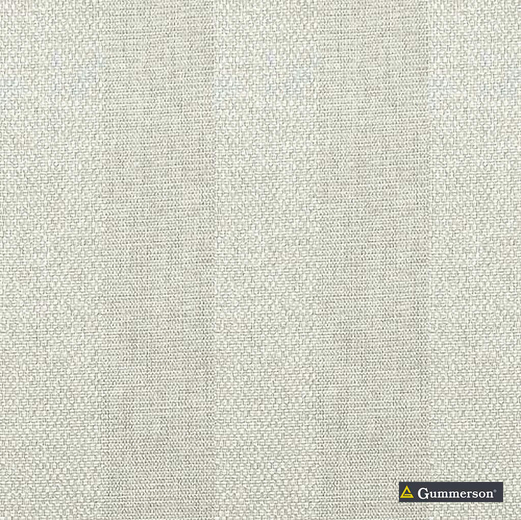 Gummerson - Link Ivory Blockout 150cm  | Curtain Sheer Fabric - Grey, Wide-Width, Blockout, Blackout, Plain