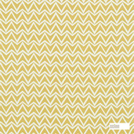 Scion Dhurrie 120179  | Curtain & Upholstery fabric - Gold,  Yellow, Geometric, Midcentury, Natural Fibre, Chevron, Zig Zag, Domestic Use, Natural, Standard Width, Triangles