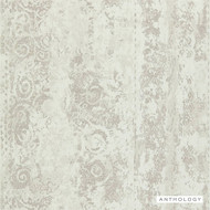 Anthology Pozzolana - 112027  | Wallpaper, Wallcovering - Beige, Rococo