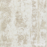 Anthology Pozzolana - 112028  | Wallpaper, Wallcovering - Beige, Rococo