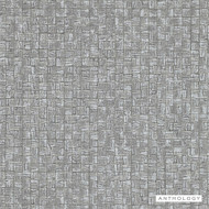 Anthology Cubic - 111145  | Wallpaper, Wallcovering - Grey, Check, Tile, Pattern, Small Scale