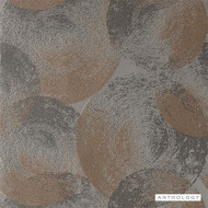 Anthology Ellipse - 111129  | Wallpaper, Wallcovering - Brown, Contemporary, Geometric, Circles, Pattern