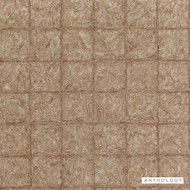 Anthology Cilium - 111370  | Wallpaper, Wallcovering - Brown, Contemporary, Tile