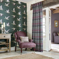 The simply marvellous upholstery fabrics from the Bryndle Check design style range by Sanderson
