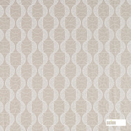 Scion Shinku - 132724  | Curtain Fabric - Beige, Cushion, Geometric, Check, Fibre Blend, Standard Width