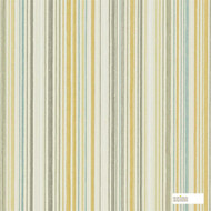 Scion Ashanti 110462  | Wallpaper, Wallcovering - Fire Retardant, Gold, Yellow, Stripe, Traditional, Eclectic, Strie