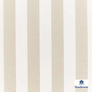 Sanderson Kielder Stripe - 236563  | Curtain Fabric - Beige, Stripe, Traditional, Cushion, Natural, Natural Fibre, Standard Width