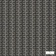 Zoffany Verdi Damask 330953  | Cushion Fabric - Grey, Stripe, Geometric, Damask, Print, Fibre Blend, Standard Width