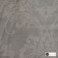 Maurice Kain Ithaca 140cm - Doeskin  | Curtain Fabric - Brown, Floral, Garden, Botantical, Uncoated, Pattern, Standard Width