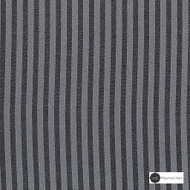 Maurice Kain Maypole - Blockout 140cm - Shadow  | Curtain Fabric - Black, Charcoal, Stripe, Blockout, Blackout, Fibre Blend, Standard Width