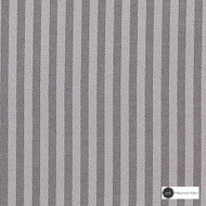 Maurice Kain Maypole - Blockout 140cm - Slate  | Curtain Fabric - Brown, Stripe, Blockout, Blackout, Fibre Blend, Standard Width