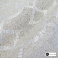 Maurice Kain Mezzanine 300cm - Natural    Curtain Fabric - Uncoated, Wide-Width, Geometric, Whites, Fibre Blend