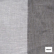 Sekers Overton 300cm - Charcoal  | Curtain Sheer Fabric - Black, Charcoal, Contemporary, Stripe, Wide-Width