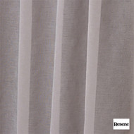 Resene Pause 290cm - Earth  | Curtain Sheer Fabric - Brown, Stripe, Wide-Width, Plain